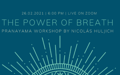 The Power of Breath -Pranayama Workshop